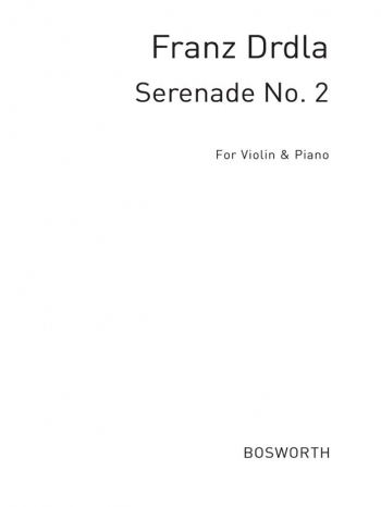Serenade: A Minor: Violin and Piano