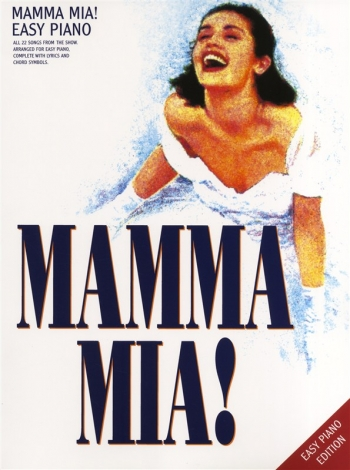 Mamma Mia: Vocal Selection: Easy Piano