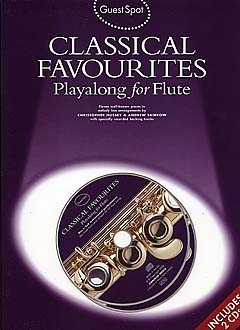 Guest Spot: Classical Favourites: Flute: Book & CD