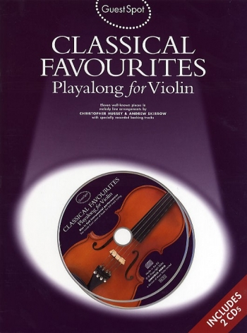 Guest Spot: Classical Favourites: Violin