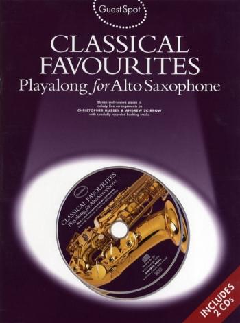 Guest Spot: Classical Favourites: Alto Sax