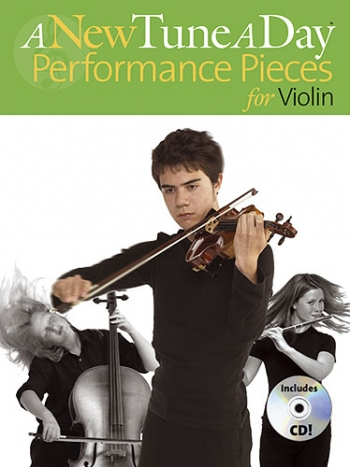 New Tune A Day: Violin: Performance Pieces
