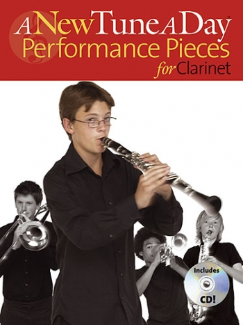 New Tune A Day: Clarinet: Performance Pieces: Book & Cd