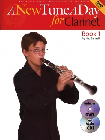 New Tune A Day: Clarinet: Book 1: Book CD & DVD