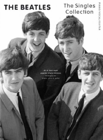 Beatles: The Singles Collection: Piano Vocal Guitar