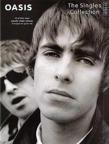 Oasis: The Singles Collection: Guitar