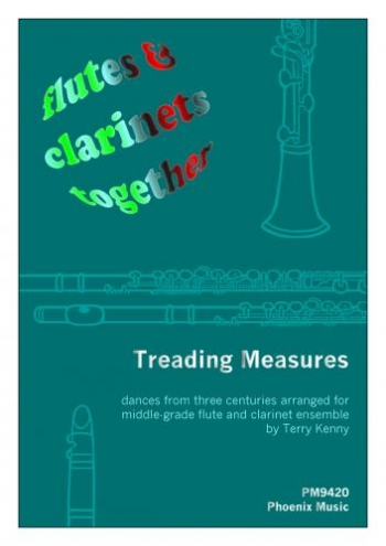 Trading Measures: Flute and Clarinet  Ensemble: Score and Parts