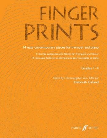 Finger Prints: Grade 1-4:Trumpet