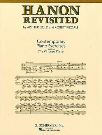 Hanon Revisited: Piano Solo (Schirmer)