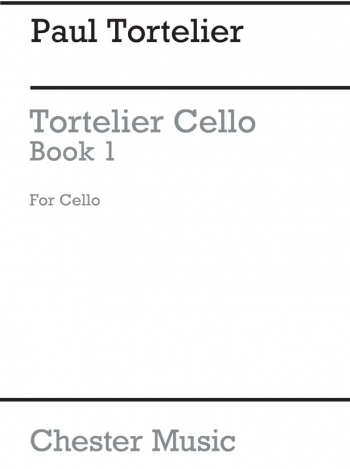 Tortelier Cello: Book 1  (archive Copy)
