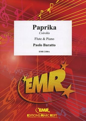Paprika: Csardas for Flute & Piano (Marc Reift)