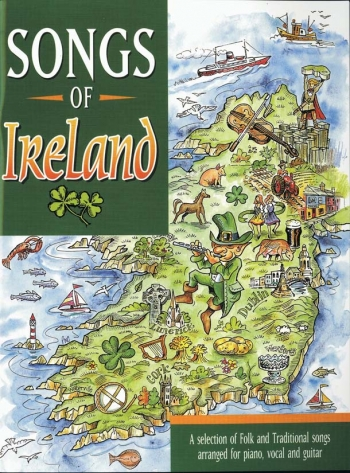 Songs Of Ireland: Vocal & Piano