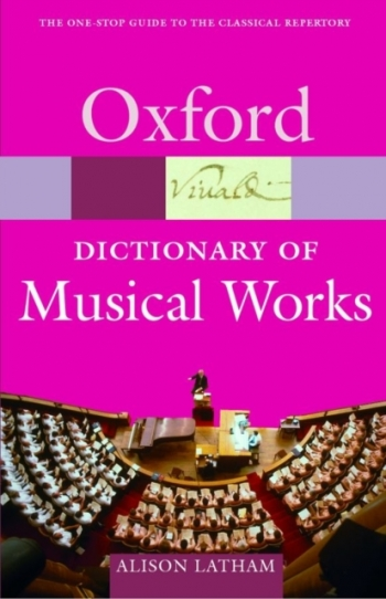 Oxford Dictionary Of Musical Works