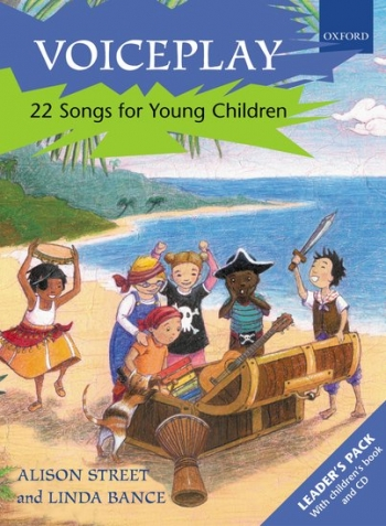 Voiceplay: 22 Songs For Young Children: Leaders Pack