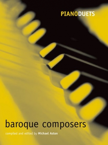 Piano Duets: Baroque Composers (Aston) (OUP)