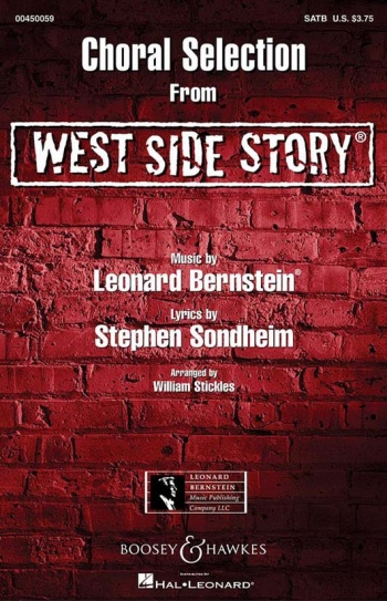 Choral Selection From West Side Story: Vocal: SATB