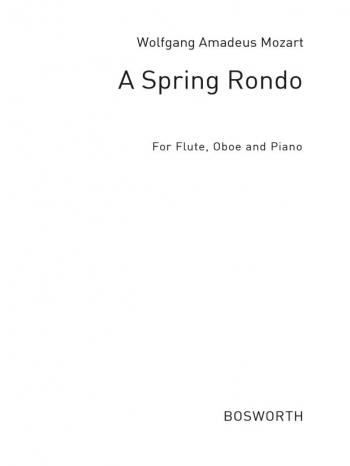 Spring Rondo: Oboe & Piano (Bosworth)