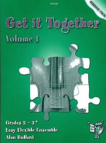 Flexible String Ensemble: Get It Together: 1: Strings Pack: Gr 2-3