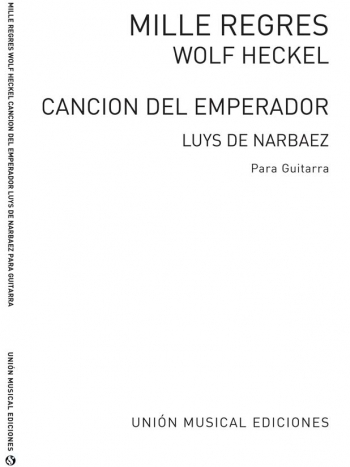 Cancion Del Emperador: Guitar