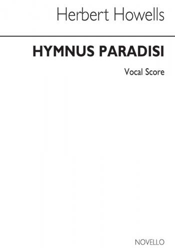 Hymnus Paradisi: Vocal Score