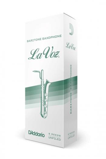 Rico LaVoz Baritone Saxophone Reeds