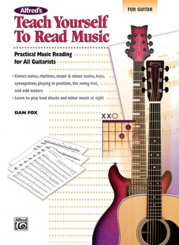 Teach Yourself  To Read Music: Guitar