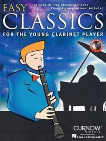 Easy Classics For Clarinet: Young Player: Clarinet: Book & CD