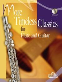 More Timeless Classics: Flute & Guitar: Bk&cd