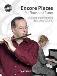 Encore Pieces: Flute: Book & CD