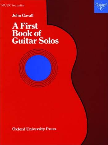 Firstbook Of Guitar Solos