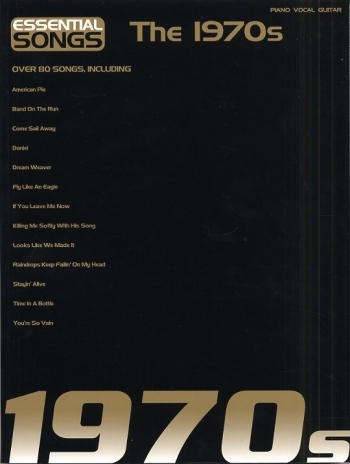 Essential Songs: The 1970s: Album