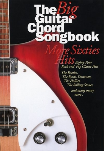 Big Guitar Chord Songbook: More Sixties: 60s