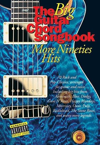 Big Guitar Chord Songbook: More Ninties Hits: 90s