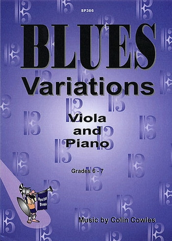 Blues Variations: Blues Viola
