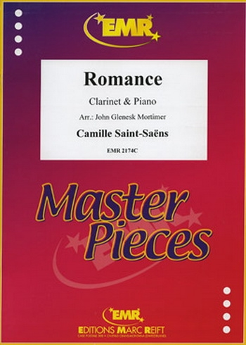 Romance: Clarinet & Piano