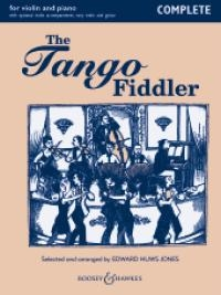 Tango Fiddler: Violin: Complete