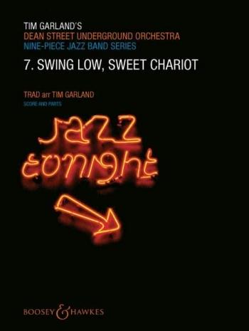 Swing Low Sweet Chariot/9 Pieces Jazz Band/ensemble/scandpts (garland)
