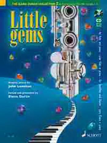 Duran Collection: Little Gems: Vol,1: Flute & Piano Book & Cd (Schott)
