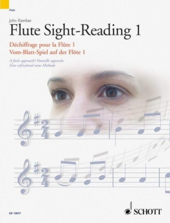 Sight-Reading: Book 1: Flute (Kember)