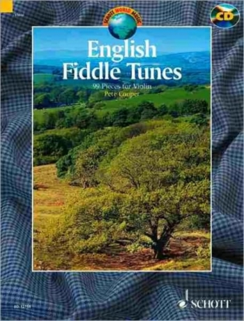 English Fiddle Tunes: 99 Traditional Pieces Violin
