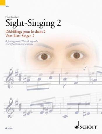 Sight-Singing: Book 2: Vocal  (Kember)