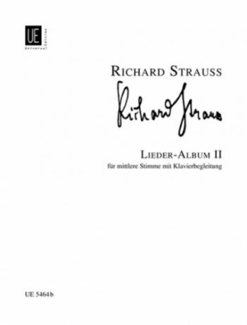 Lieder: Vol 2: Medium Voice And Piano