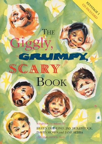 Giggly Grumpy Scary Song Book: Keystage 1 (diamond: Holdstock: Sebba)