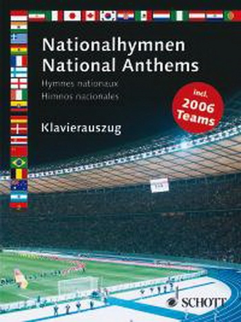 National Anthems:  Piano Vocal Album