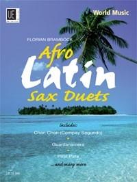 World Music: Afro Latin: Saxophone Duets
