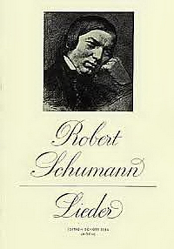Lieder: Songs Hoch: High Voice : Voice and Piano