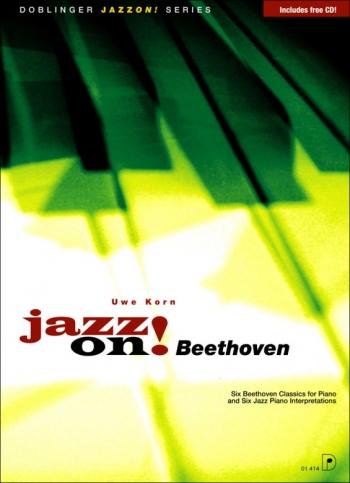 Jazz On Beethoven Piano - Book & Cd  (uwe Korn)