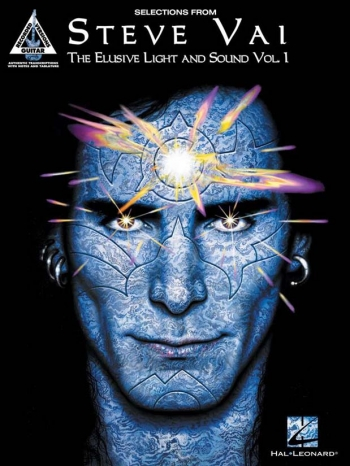 Steve Vai: The Elusive Light and Sound: Vol1: Guitar Tab