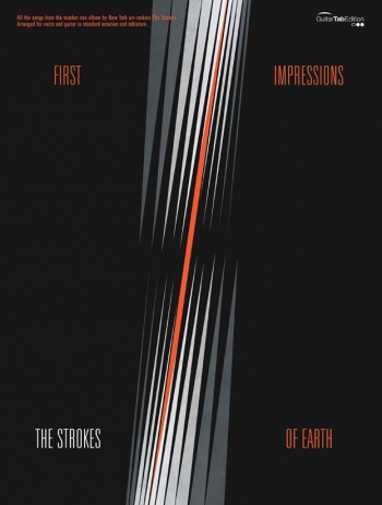 Strokes: First Impressions Of The Earth: Guitar Tab