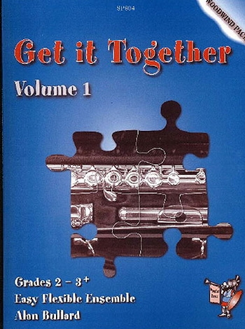 Get It Together: Vol 1: Woodwind Pack: Score and Parts